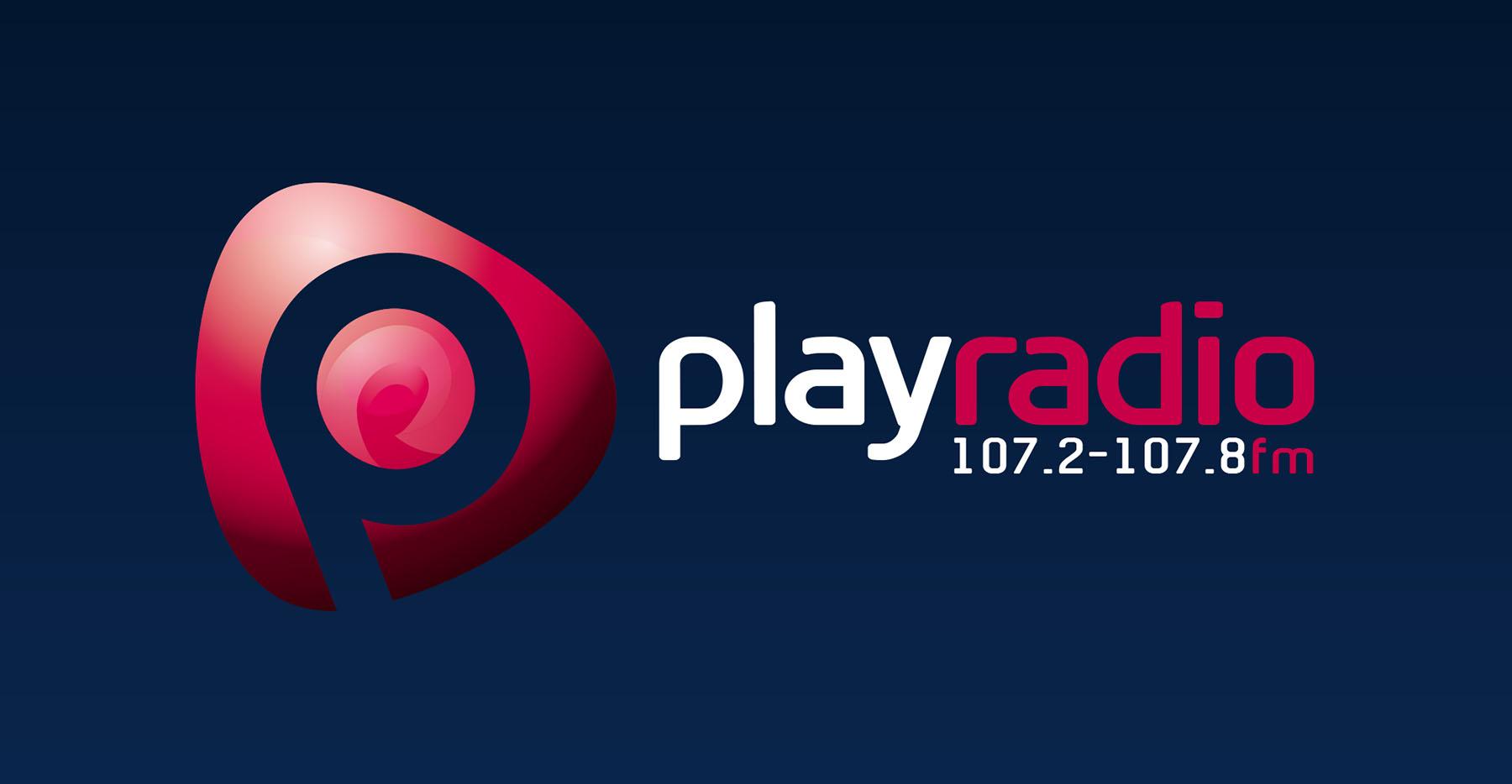 play radio logo design