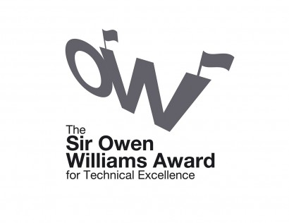 Sir Owen Williams Award Logo ideas v3